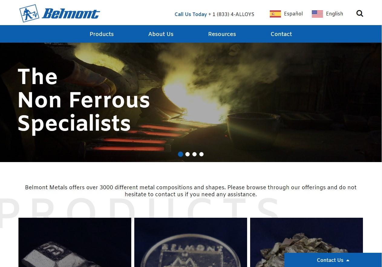 belmont low melt eutectic and non eutectic alloys fusible alloys