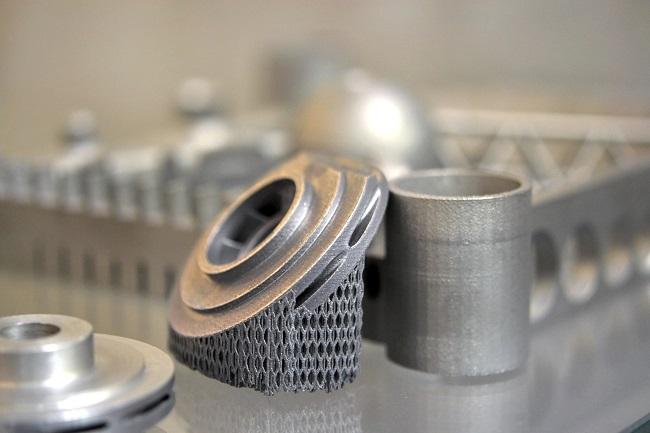 metal 3d printed