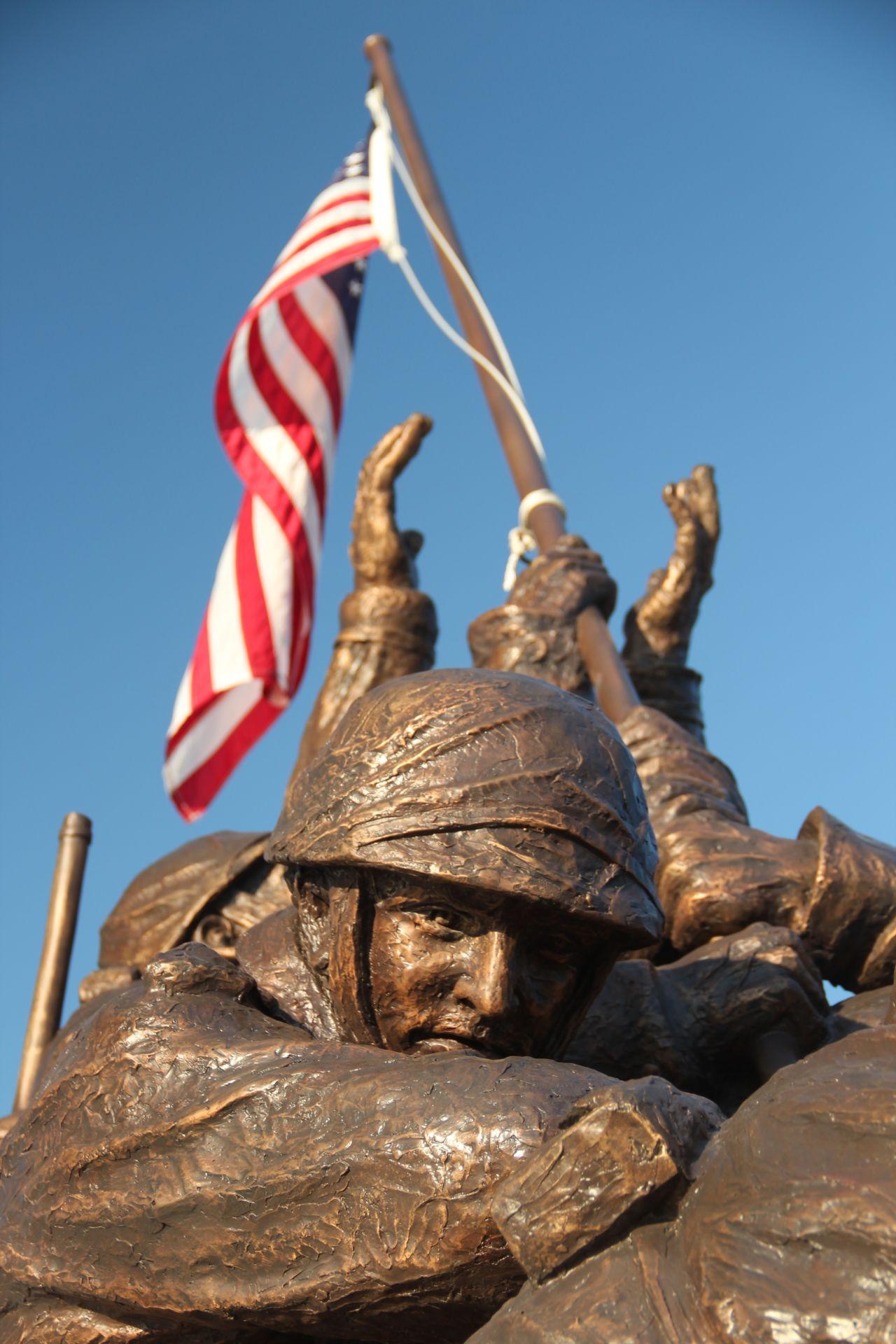 art casting bronze statue