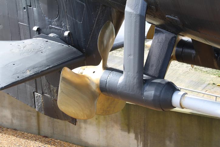 phosphor alloys propeller