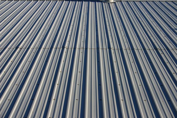 tin roof corrugated